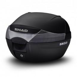 Kufor horný SHAD SH33 black