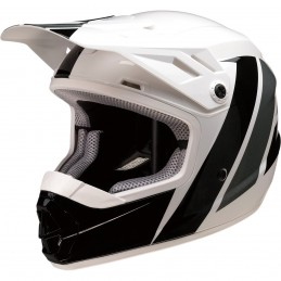 Detská prilba na moto Z1R Rise evac black gray white