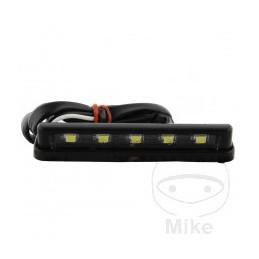 Osvetlenie RZ LED JMP čierna  na nalepenie