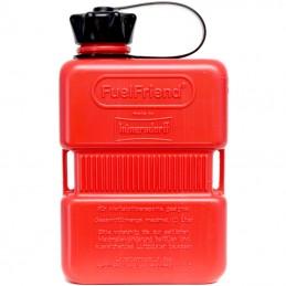 Kanister na palivo červený 1L