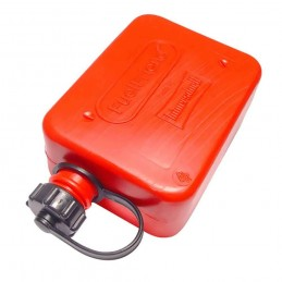 Kanister na palivo červený 0.5L