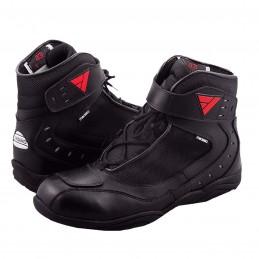Topánky MODEKA le mans čierne