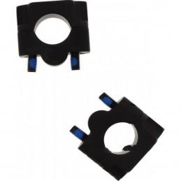 Adaptér na zvýšenie riadidiel DOMINO 20mm black