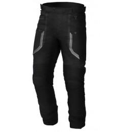 Nohavice na motorku REBELHORN Borg black