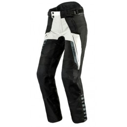 Dámske nohavice REBELHORN hiker II čierno-šedé
