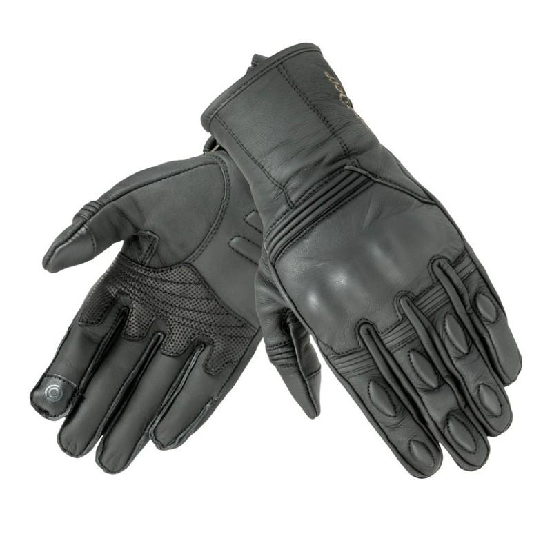 Dámske rukavice REBELHORN opium II čierne