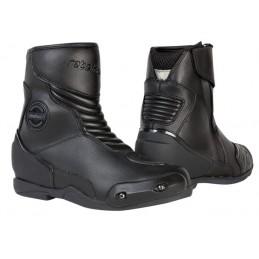 Topánky na motocykel REBELHORN reborn čierne