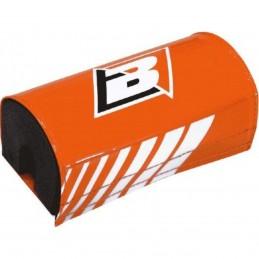 Chránič na hrazdu riadidiel BLACKBIRD RACING Orange 5043/90