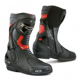 Topánky na motocykel TCX ST Fighter čierno-červené