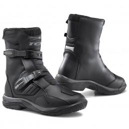 Topánky na motocykel TCX Baja Mid WP čierne