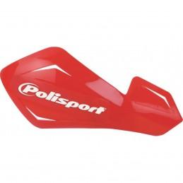Chrániče rúk - blastre POLISPORT 8305800104 Free Flow Lite červená