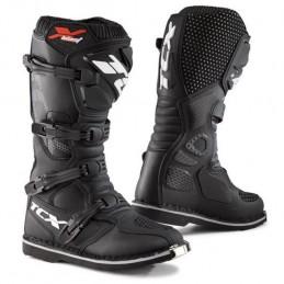 Topánky na motocykel TCX X-blast black