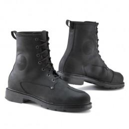 Topánky na motocykel TCX X-Blend waterproof čierne