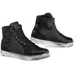 Topánky na motocykel TCX Street ace waterproof čierne