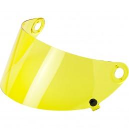 Plexi na prilbu BILTWELL Gringo S Gen 2 Flat yellow