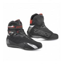 Topánky na motocykel TCX Rush waterproof čierne