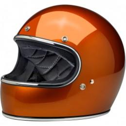 Prilba na moto BILTWELL Gringo Gloss Copper