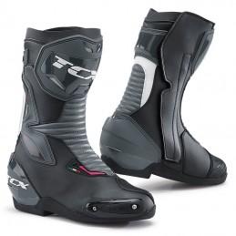 Dámske topánky na motocykel TCX SP Master čierno-biele