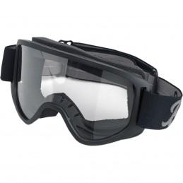 Okuliare na moto BILTWELL Moto 2.0 black/grey