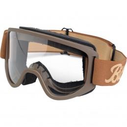 Okuliare na moto BILTWELL Moto 2.0 chocolate