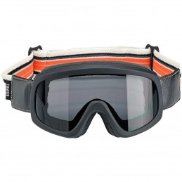 Okuliare na Moto BILTWELL Moto OVERLAND 2.0 Racer black/cream/orange