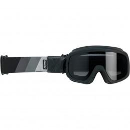 Okuliare na moto BILTWELL Moto Overland 2.0 Black/Gray/Silver