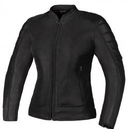 Dámska bunda kožená OZONE sparrow II čierna