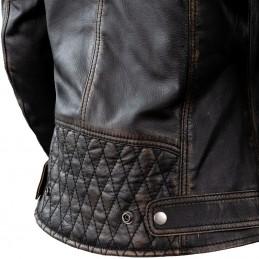 Dámska bunda REBELHORN hunter pro vintage black