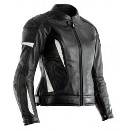 Dámska bunda RST GT CE čierno-biela