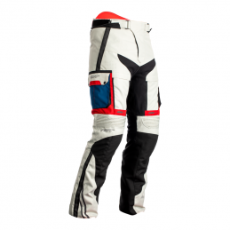 Nohavice RST ADVENTURE-X-CE black/red/blue/ice