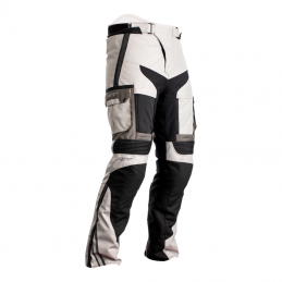 RST nohavice na motocykel Pro Series Adventure-X white grey