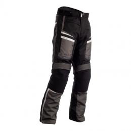 Nohavice RST MAVERICK-CE black/grey/silver