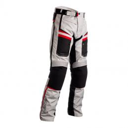 Nohavice RST MAVERICK-CE silver/black/red