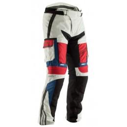 Dámske nohavice RST adventure CE bielo-modro-červené
