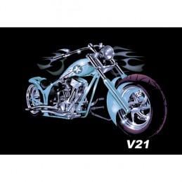 Vlajka Bikersmode custom V21