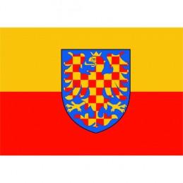 Vlajka Bikersmode Morava 38x28cm