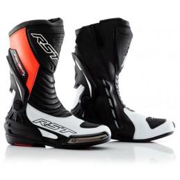 Topánky na motocykel RST tractech evo III sport CE svetlo červené