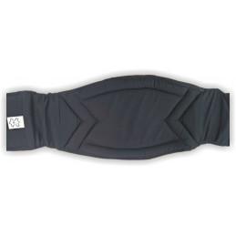 Ľadvinový pás F-L BIKERSMODE kožený bez výšivky