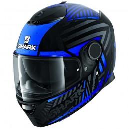 Prilba na motorku SHARK Spartan Kobrak black blue