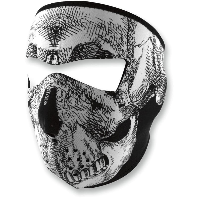 Neoprénová maska na tvár ZAN HEADGEAR WNFM002