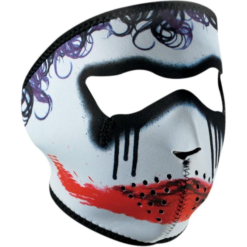 Neoprénová maska na tvár ZAN HEADGEAR  WNFM062