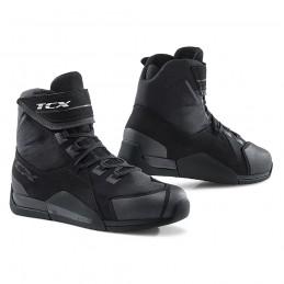 Topánky na motocykel TCX District WP čierne