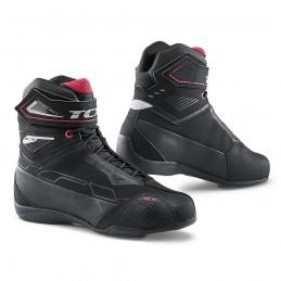 Dámske topány na motocykel TCX Rush 2 WP black/pink