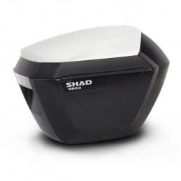Bočné kufre SHAD SH23 biela