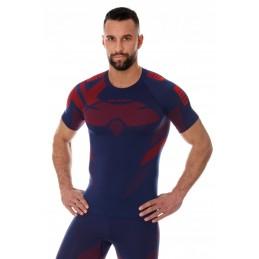 Termo tričko BRUBECK Dry SS11970 dark blue