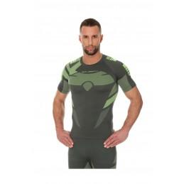 Termo tričko BRUBECK Dry SS11970 green