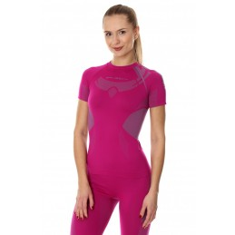 Dámske termo tričko BRUBECK Dry SS11960 pink