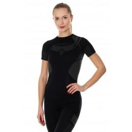 Dámske termo tričko BRUBECK Dry SS11960 black