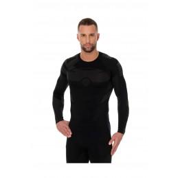 Termo tričko BRUBECK Dry LS13080 black