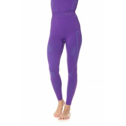 Dámske termo nohavice BRUBECK LE11870A purple